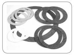 Плоские уплотнения для фланцевых соединений