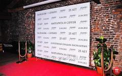Баннеры на свадьбу в Алматы, арт. 4392460