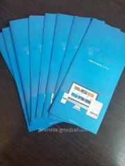 Буклеты и лифлеты на заказ в Алматы, арт. 42422860