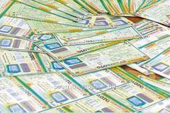 Лотерейные билеты в Алматы, арт. 22296934