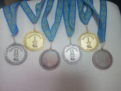 Медали на заказ в Алматы, арт. 44222579