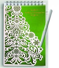 Новогодние блокноты в Алматы, арт. 37791033