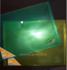 Папка с нанесением логотипа компании в Алматы, арт. 43561958