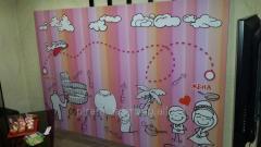 Пресс стена в Алматы,  арт. 43715023
