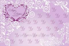 Пресс стена на свадьбу в Алматы, арт. 43874000