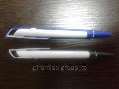 Ручки для нанесение логотипа в Алматы, арт. 44405447