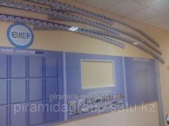 Стенд настенный информация в Алматы, арт. 4378287