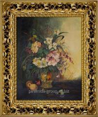 Эксклюзивные картины на фотобумаге с багетом в алматы, арт. 4501890