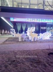 Объемные буквы в Алматы, арт. 4363642