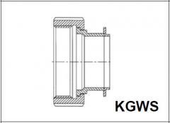 Соединение железнодорожное KGWS
