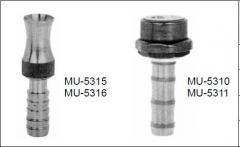 Регулируемое сопло PN 16 бар, расстояние 40 мм, латунь