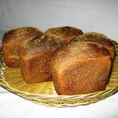 Хлеб Бородинский,  формовой,  0, 45 кг