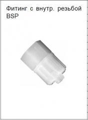 Фитинг с внутр. резьбой BSP типа EM (серия 1B) PN 10 бар