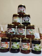 Варенье вишневое Вкуснэль 900 гр 1*8