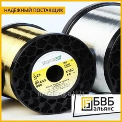 Thermoelectrode wire of 0,30-0,50 PR-13 GOST P 8.585-2001