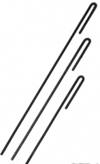 Анкер металлический строительный неокрашенный КМС-6/300