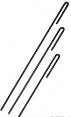 Анкер металлический строительный неокрашенный