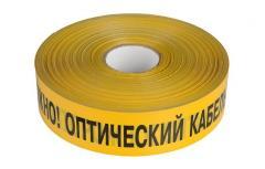 Лента сигнальная Оптика ЛСО 40 с логотипом