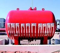 Система обогрева трубопроводов и емкостей