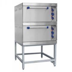 ShZhE-2-01 cabinet oven (nerzh. oven)