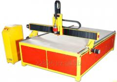 The milling and engraving machine with ChPU of