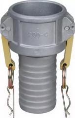 """Быстроразъемное соединение   Cam Lock AL-C 3"""" - R2"""