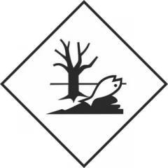Знак «Вещество опасное для окружающей среды»