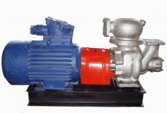 Насосный агрегат АСЦЛ 20-24