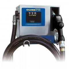 Fuel-dispensing column Piusi Cube 70