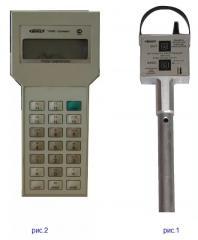Electronic metrorod of EM-0301