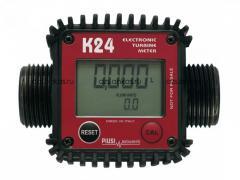 Электронный счетчик для ДТ Piusi K24, F0040700A