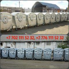 Мусорные контейнеры 1,1 м3