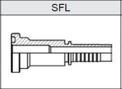 Фланец SAE 6000 SFL