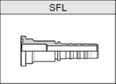 Фланец TI-N NON SKIVE SAE 3000 SFL