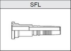 Фланец TI-IL INTERLOCK SAE 3000 SFL