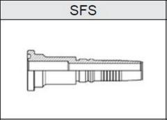Фланец TI-IL INTERLOCK SAE 6000 SFS