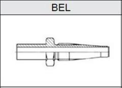 Фитинги TI-S скручиваемые трубчатые метрические, серия легкая (L) BEL