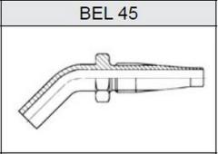 Фитинги TI-S скручиваемые трубчатые метрические, серия легкая (L) BEL 45