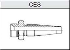 Фитинги TI-S скручиваемые трубчатые метрические, серия тяжелая (S) CES