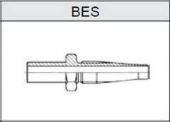 Фитинги TI-S скручиваемые трубчатые метрические, серия тяжелая (S) BES