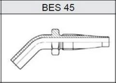 Фитинги TI-S скручиваемые трубчатые метрические, серия тяжелая (S) BES 45