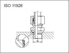 Cоединитель ISO 11926