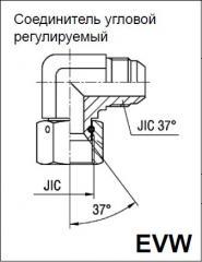 Cоединители JIC 37°