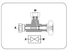 Запорный клапан FPEA