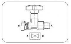 Запорный клапан FT 290