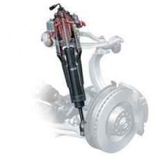 Shock-absorbers are automobile
