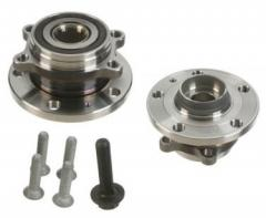 Wheel hub, spare parts to running