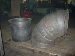 Ventilating equipment to order