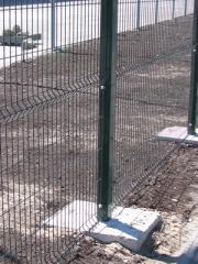 Ограждение БАРЬЕР диаметр 5 мм, высота 430 мм