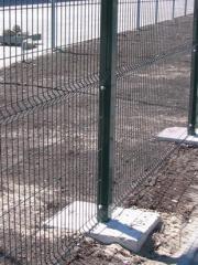 Ограждение БАРЬЕР диаметр 5 мм, высота 630 мм